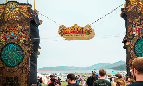 ARISE Festival 2018