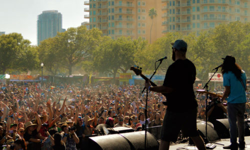 Reggae Rise Up Florida 2018: Day Three
