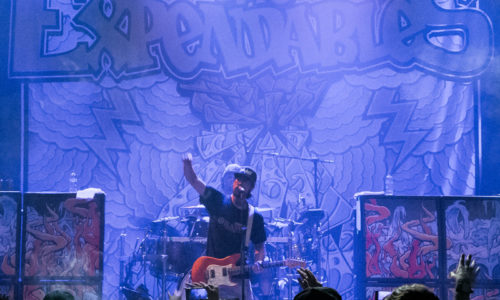 The Expendables at House of Blues SD
