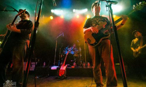 Giant Panda Guerilla Dub Squad: In Roots We Trust tour