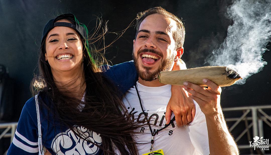 Leilani Wolfgramm w/ We Should Smoke