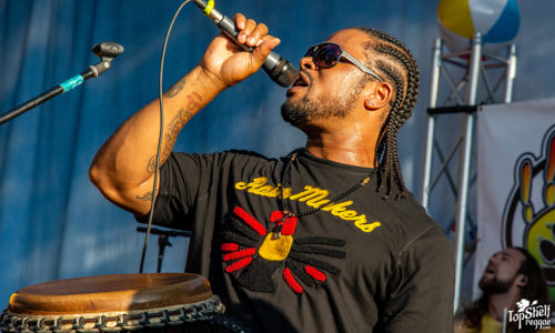 Rasta Paw presents Pawsitive Vibes Fest at Garden Amp