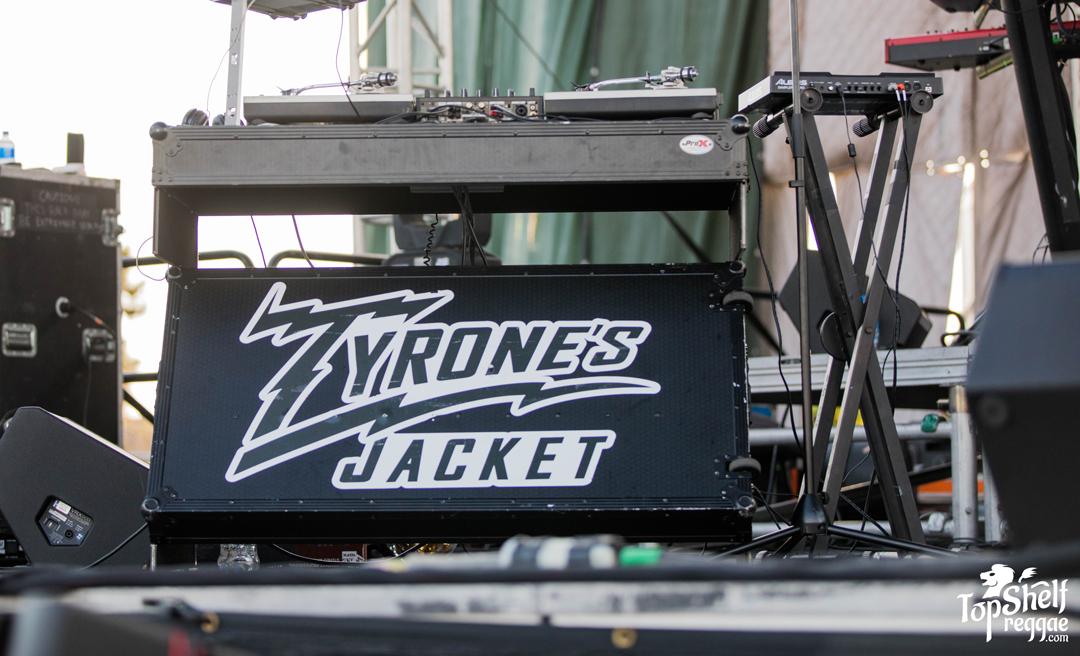 Tyrone's Jacket