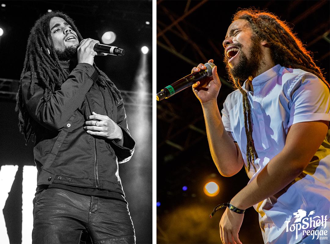 Skip Marley / Jo Mersa Marley