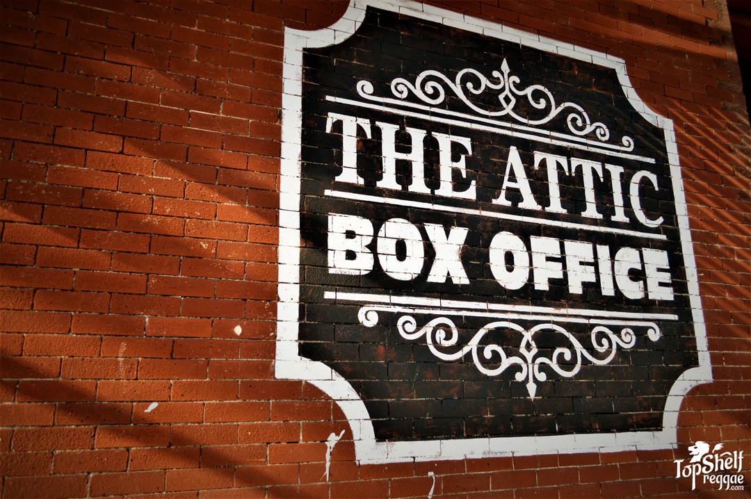 Around The Attic
