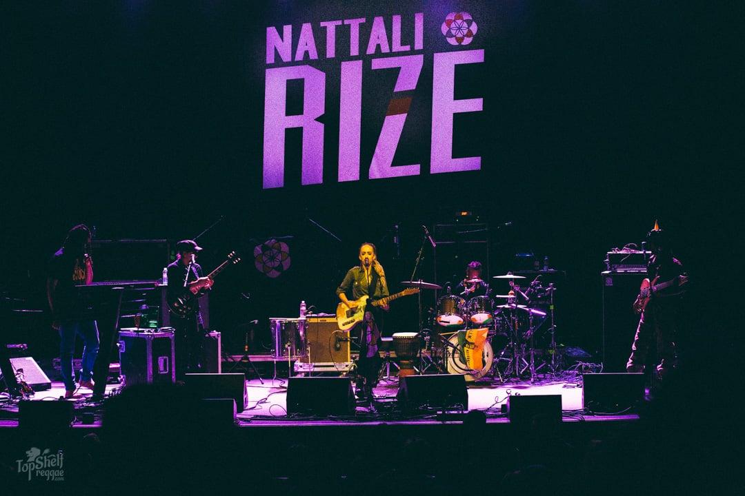 Nattali Rize