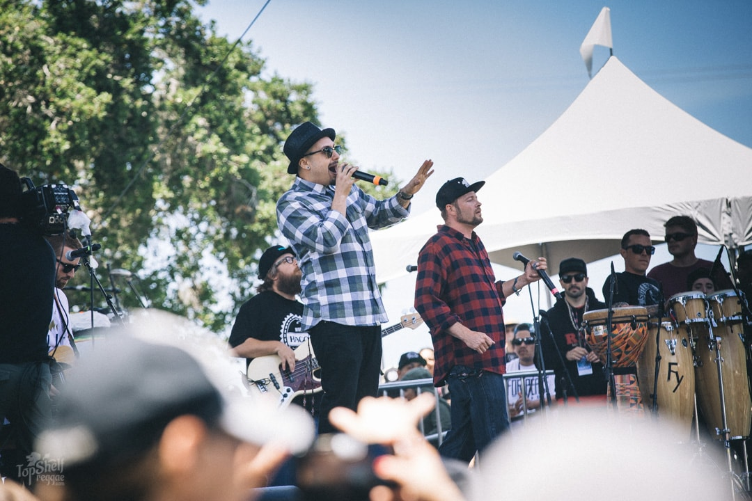 Fortunate Youth with Gonzo