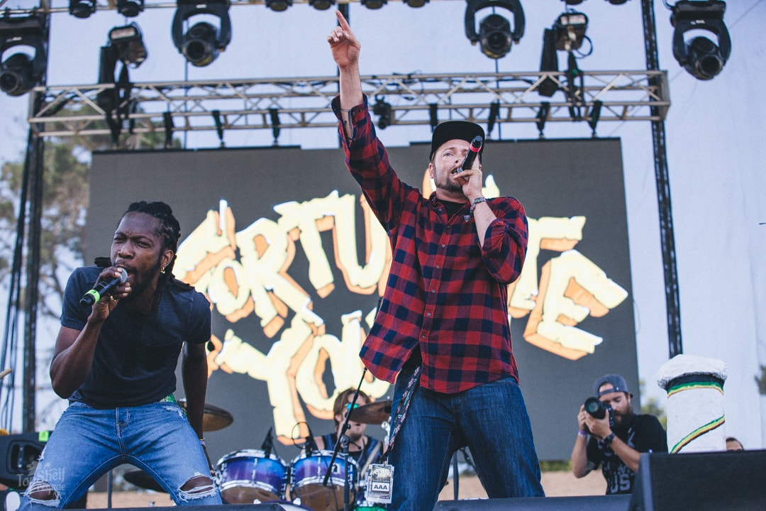 Fortunate Youth with Marlon Asher