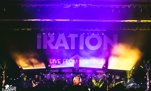 Iration at Indianapolis' Egyptian Room