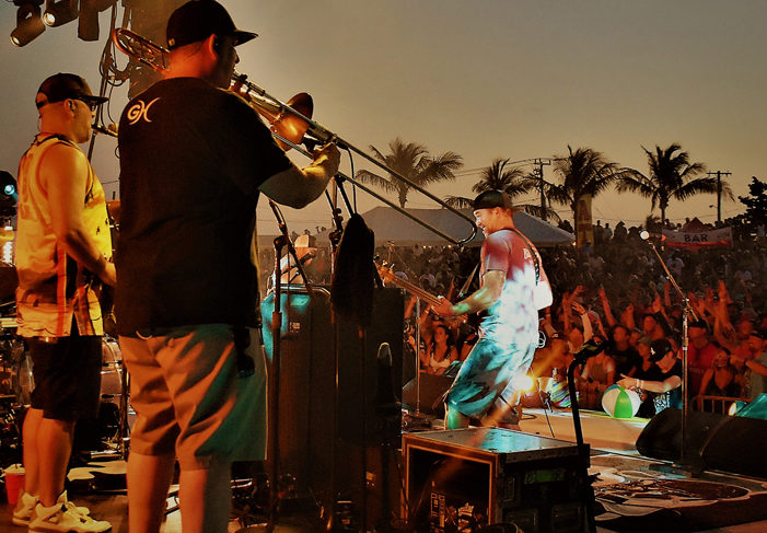 Slightly Stoopid in Key West