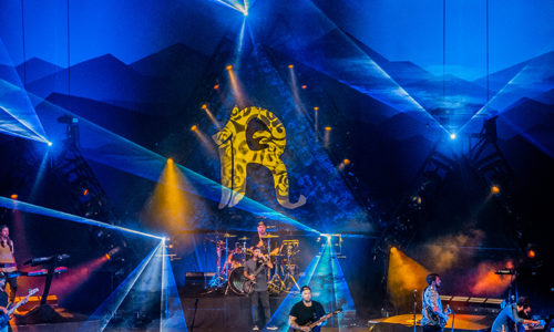 Rebelution at the OC Fair: Night One