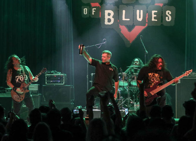 Symbolic at San Diego House of Blues