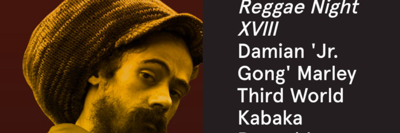 Hollywood Reggae Night XVII, with Damian Marley