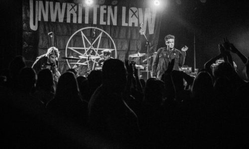 Unwritten Law & Authority Zero at Glass House Pomona