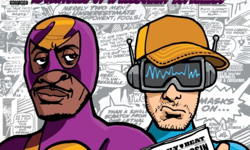 Chali 2na teams with Krafty Kuts for 'Adventures Of A Reluctant Superhero' album