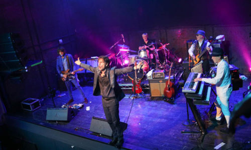The Fixx at San Diego's Music Box