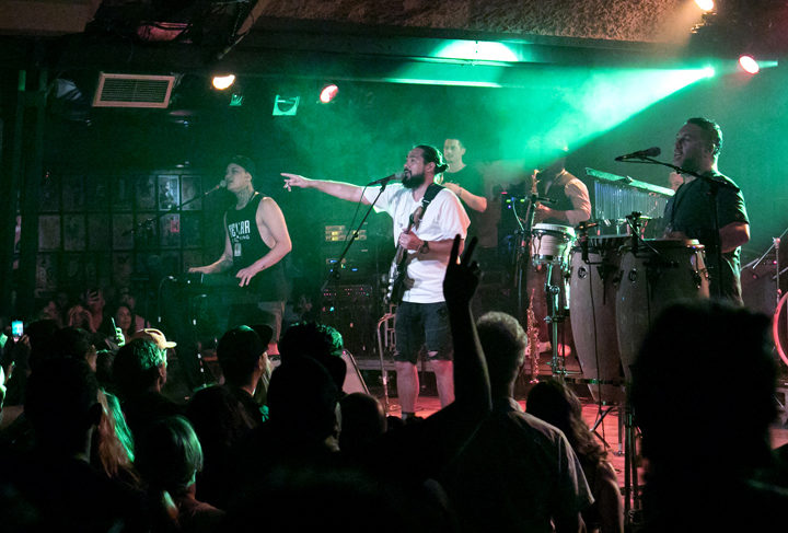 Katchafire lights up San Diego's Belly Up Tavern