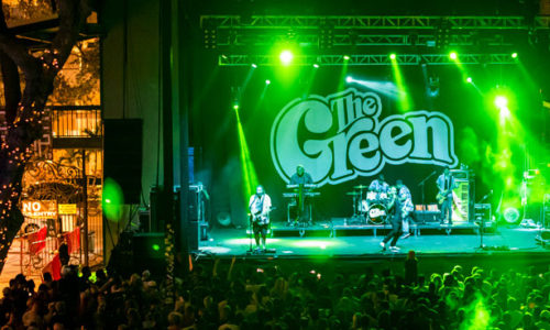 The Green at Florida's Jannus Live