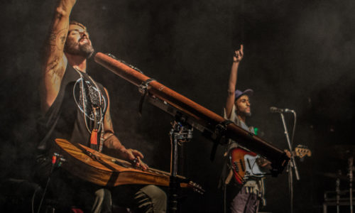 Xavier Rudd at LA's El Rey Theatre