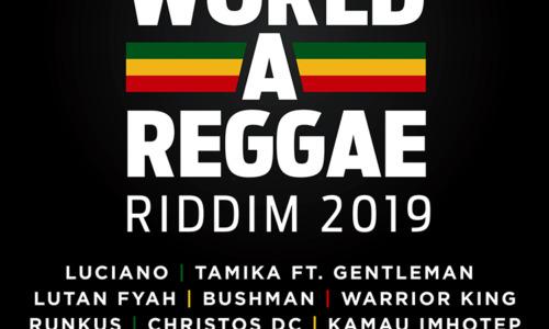 'World A Reggae Riddim 2019' album review