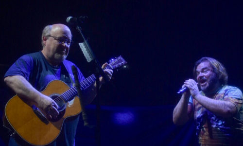 Tenacious D takes San Francisco