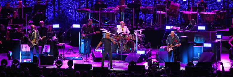 The Who at the Hollywood Bowl