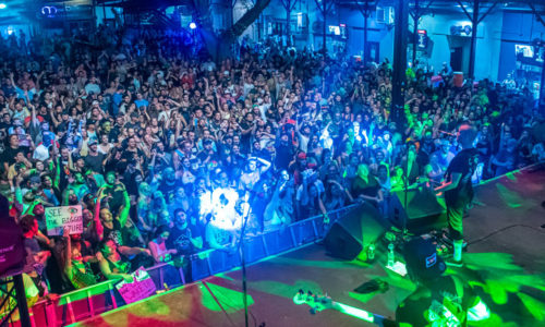 The Movement at Florida's Jannus Live