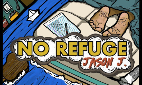 Jason J. rocks the reggae genre with 'No Refuge' EP
