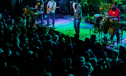 Fortunate Youth at San Diego's Belly Up Tavern