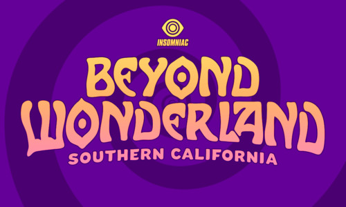 Return to the rabbit hole March 2020 at 10th Annual Beyond Wonderland
