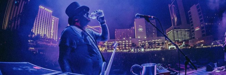 Sublime With Rome hits TopGolf Las Vegas