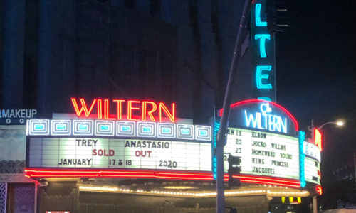 Night Two with Trey Anastasio Band at The Wiltern, Los Angeles