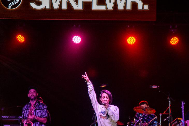 SMKFLWR presents a HIRIE & friends fashion show