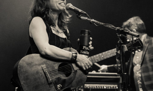 Ani DiFranco hosts sold out show at Observatory Santa Ana