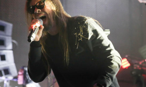Queensrÿche brings the metal to San Diego's Music Box