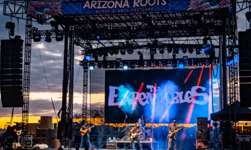 The 2nd Annual AZ Roots experience