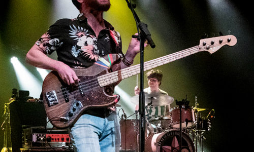 Dr. Dog delivers at Observatory North Park