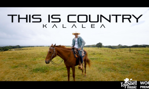 "WORLD VIDEO PREMIERE: Kalalea ""This Is Country"""