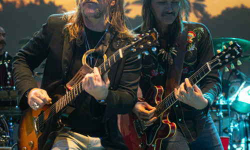 How The Allman Betts Band rocked San Luis Obispo