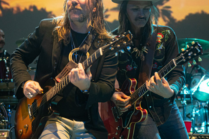 How The Allman Betts Band rocked San Luis Obispo