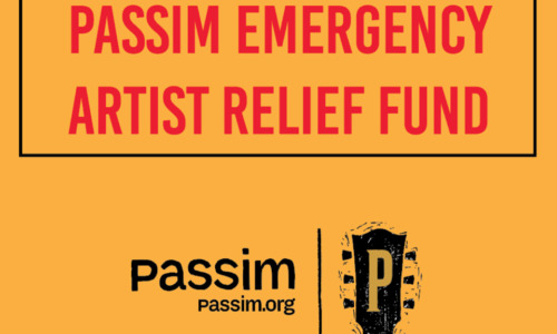 Executive Director of Passim talks PEAR Fund, aiding COVID-19 affected musicians
