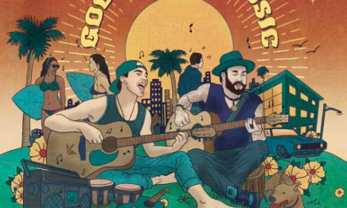 """Enhance early summer with KBong's """"Good To Hear Music"""" single, feat. Mihali"""