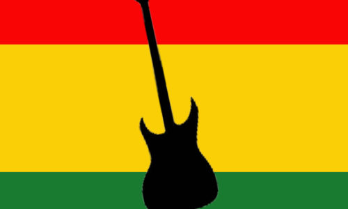 A brief Reggae Rock history