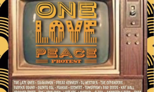 LA's upcoming One Love Peace Protest combines Reggae & BLM