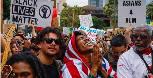 LA's upcoming One Love Peace Protest combines Reggae & BLM