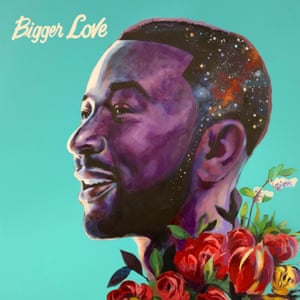 John Legend marks Juneteenth with 'Bigger Love' LP