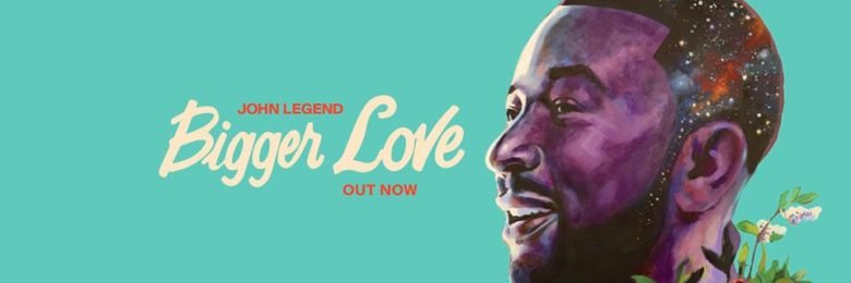 John Legend marks Juneteenth with 'Bigger Love' LP