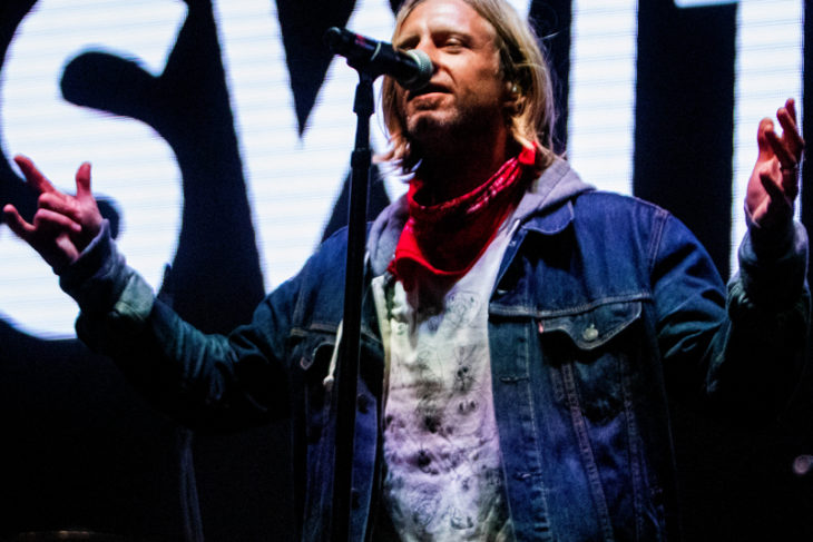 Switchfoot & HIRIE perform Petco Park Drive-In Concert