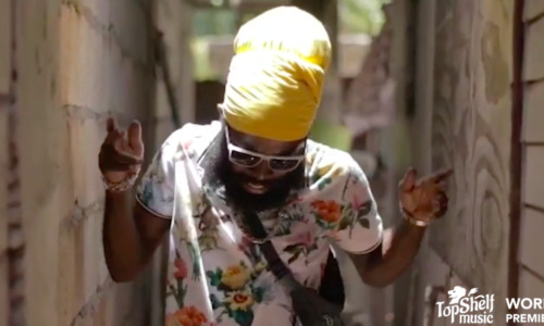 "WORLD VIDEO PREMIERE: Ras Fraser Jr. ""Bad Breed Bobo"""