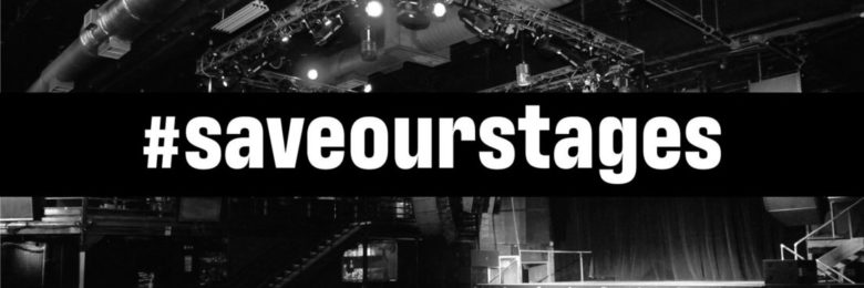 Stand for music by supporting the #SaveOurStages Act